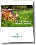 Voluntary Stewardship Practices for reducing cat predation of birds and wildlife